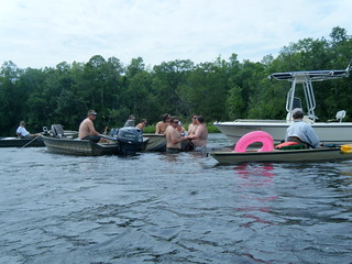 Edisto River Partiers