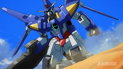 Gundam AGE 3 Episode 31 Terror! The Ghosts of the Desert Youtube Gundam PH 0040