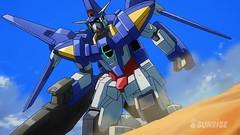 Gundam AGE 3 Episode 31 Terror! The Ghosts of the Desert Youtube Gundam PH 0040