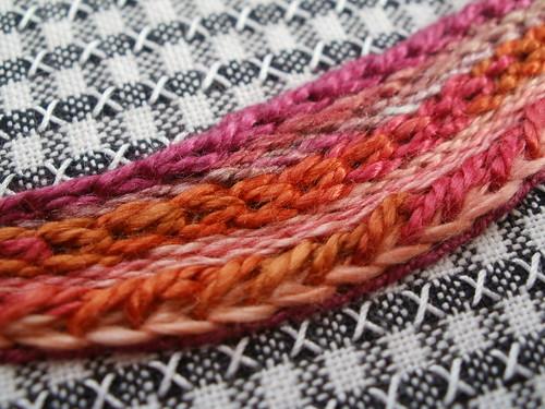 Rope detail by Annet Spitteler