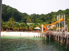Slide, Rawa Island