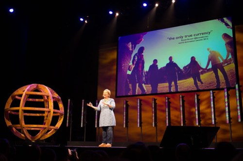 Brene Brown at WDS2012