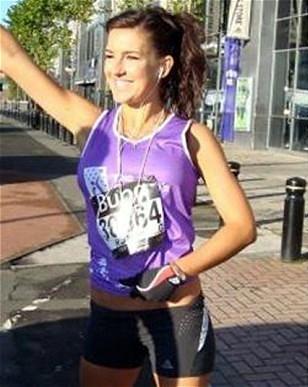 Claire Squires fallece en el Maratón de Londres