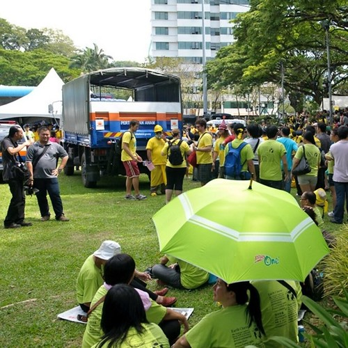 Bersih 3.0 Kota Kinabalu Himpunan Hijau 3.0