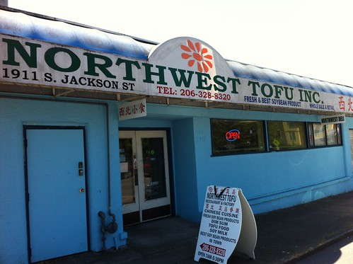 Northwest Tofu