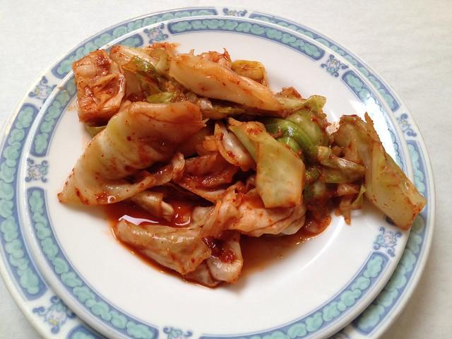 Chinese kimchi - San Tung Restaurant