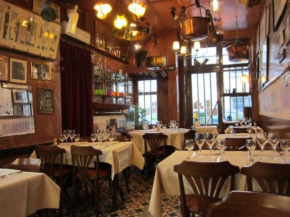 Roger la Grenouille restaurant, Paris