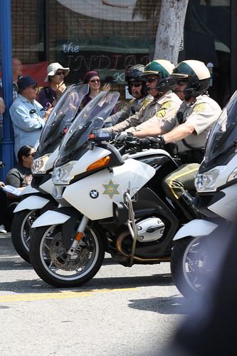 Parade CHP