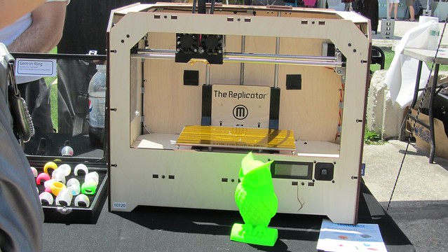 replicator.
