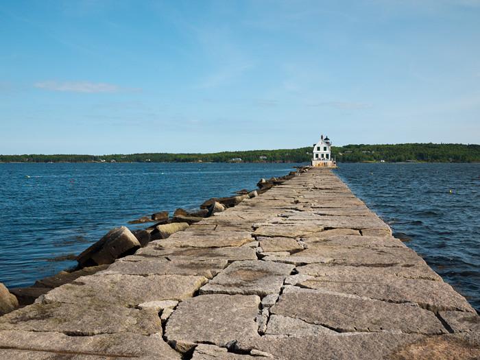 Rockland Breakwater Lighthouse 3