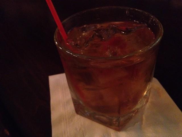 Manhattan cocktail - P.J. Clarke's