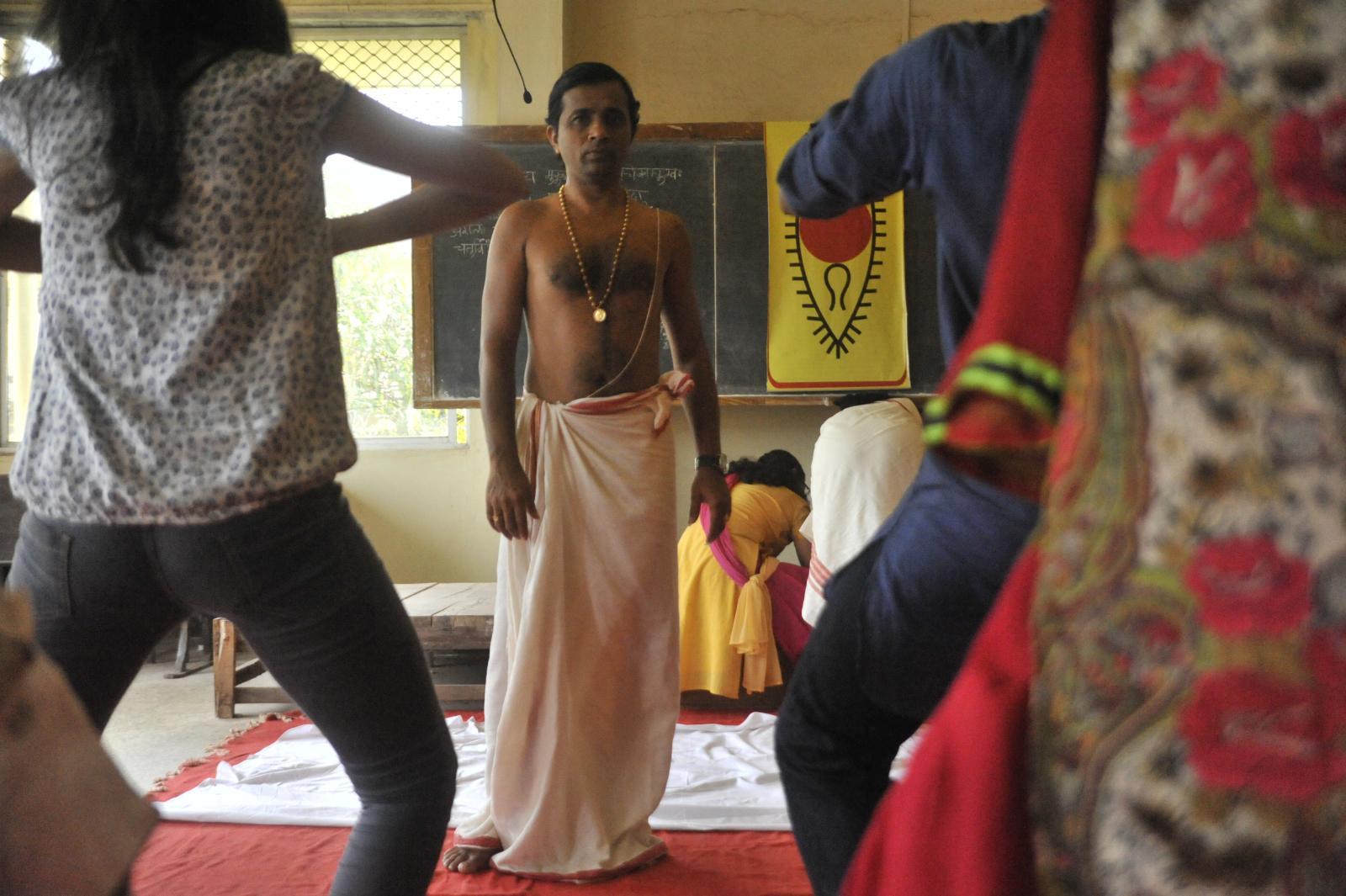 The Margi Madhu way of Koodiyattam
