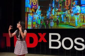 TEDxBoston 2012 - Franny Choi