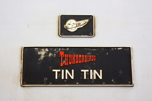 """57308 """"TIn Tin"""""""