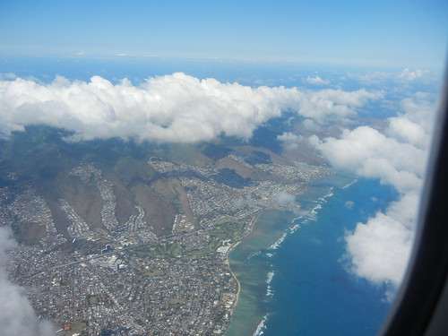 Flying to Maui by aliciarose47
