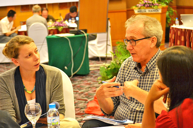 CRP1.2 Regional Meeting Asia: Group discussions