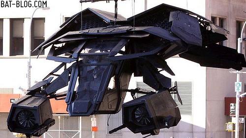 The Dark Knight Rises LEGO Set? - FBTB