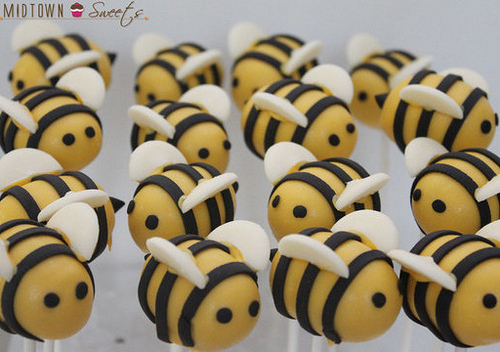 Midtown Sweets bees