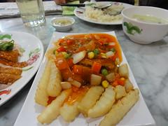 Hainanese Chicken Rice at Swee Kee, Singapore