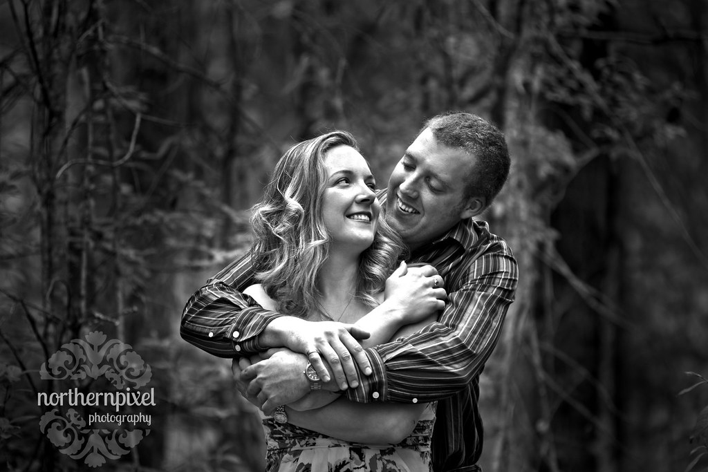 Northern BC Engagement Photography