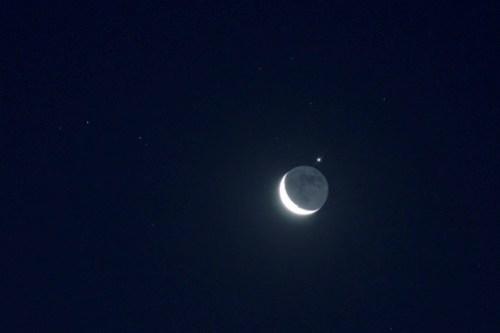 Jupiter's Occultation - Hallo!