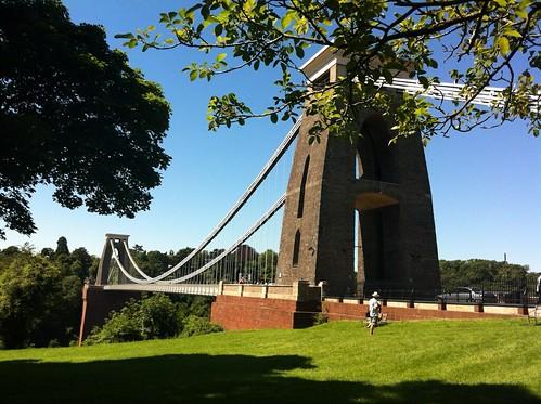 Bristol 2012 - Clifton Suspension Bridge