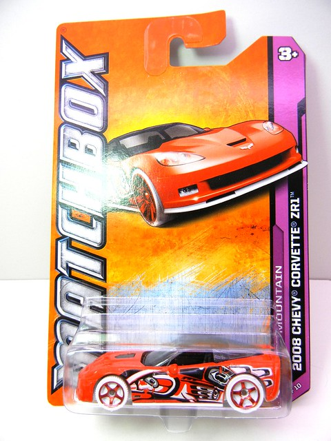 matchbox 2008 chevy corvette zr-1  (1)