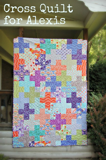 Cross Quilt for Alexis