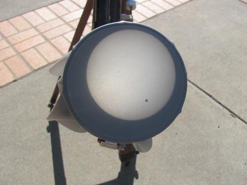 Transit of Venus 2012 at OMSI