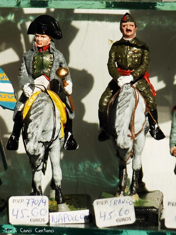 Dos caballos avergonzados