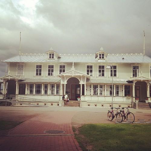 Kurhaus @ Haapsalu Promenade