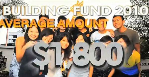 Each youth averages $1,800 each!