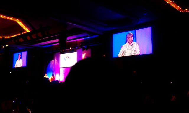 Oh @MarthaStewart, I heart you #BlogHer12