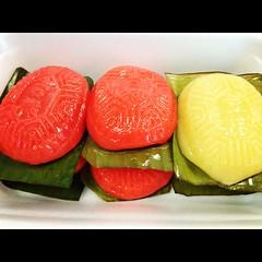 Ang Ku Kueh from Ji Xiang Confectionery