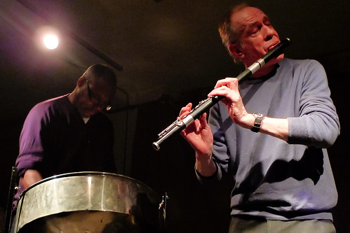 Tribute to Tony Marsh, Cafe Oto 22.5.12