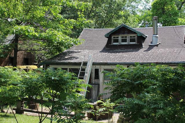 Cottage on Ward Island