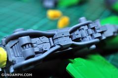 1-100 Kshatriya Neograde Version Colored Cast Resin Kit Straight Build Review (57)