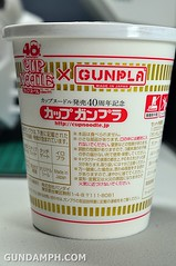 1-200 RX-78-2 Nissin Cup Gunpla 2011 OOTB Unboxing Review (10)