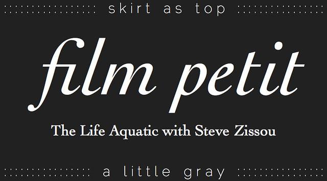film petit: the life aquatic with steve zissou