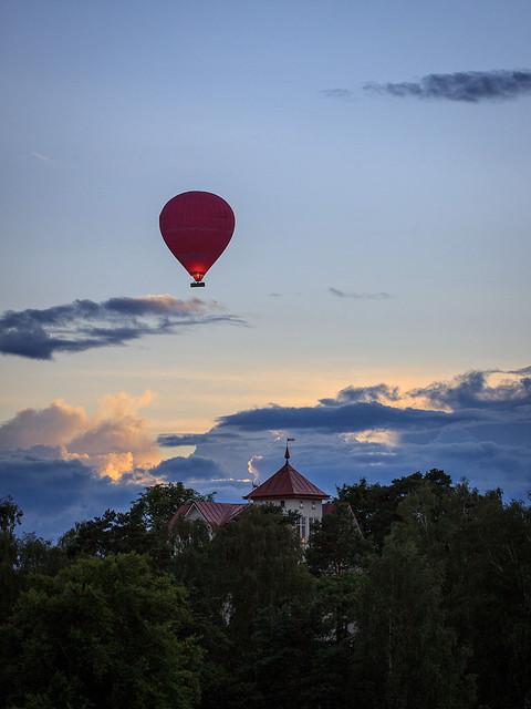 1 Luftballon