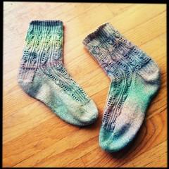 Haiku Socks