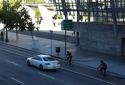Bicycling by CalTrans