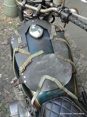 Fetisch-Bondage-Bike