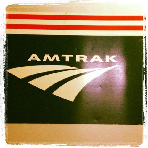amtrack logo train