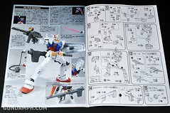 ANA RX-78-2 Gundam HG 144 G30th Limited Kit  OOTB Unboxing Review (28)