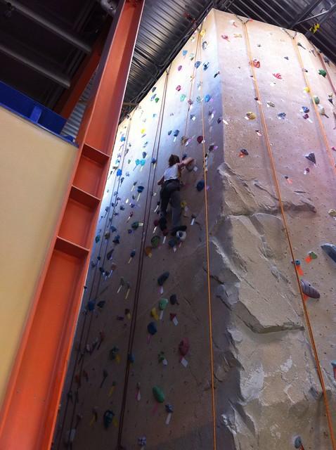 Sym Rock Climbing