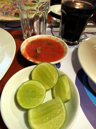 Rocoto & lime