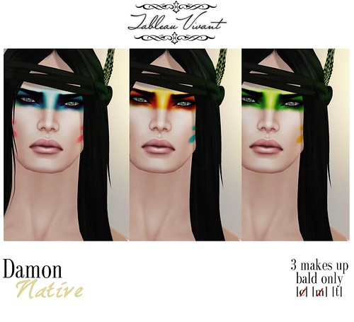~Tableau Vivant~ @ The Gallery Gift Shop & Hunt