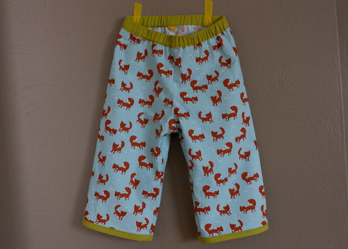 fox jammies