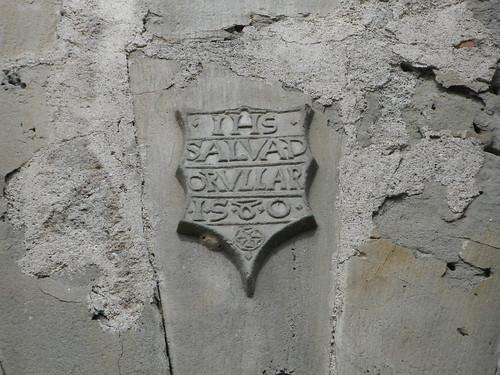 Porta principal de l'Ullar